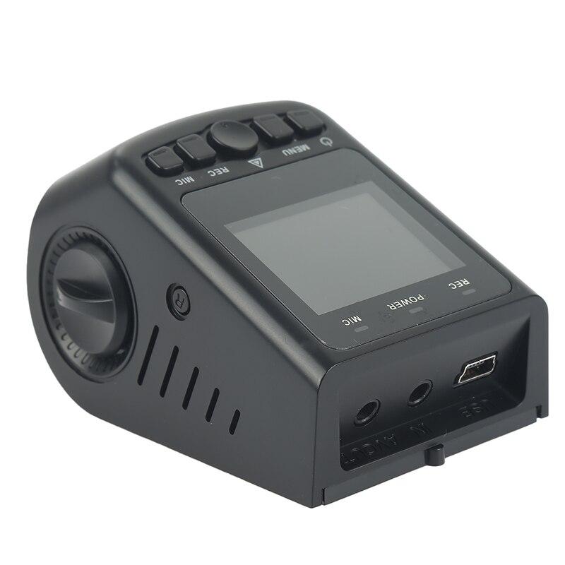 X40 Ambarella A7 Full HD Car Dash Camera Capacitor Car DVR HD 1080P 1.5 TFT NEW автомобильный видеорегистратор oem g90 1080p hd 170 ambarella a7la30 dvr