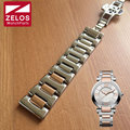 18mm metade aço rose gold assista bracelete banda pulseira belt para Chopand IMPERIALE 36mm assista 388532-3003 388532-6004