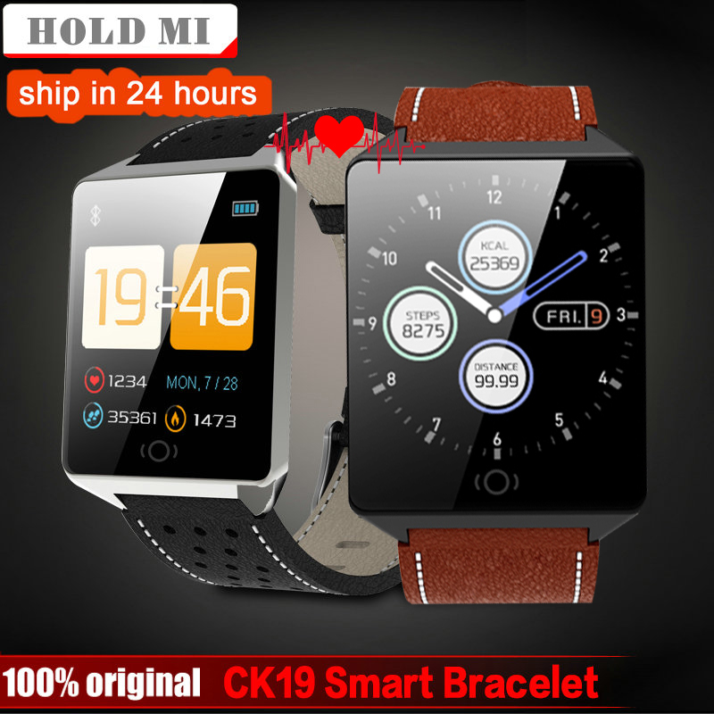 Smart 2019 New Smart Watch Watch Men Women Heart Rate Monitor Blood Pressure Fitness Tracker Smartwatch Sport Watch For Ios Android To Enjoy High Reputation In The International Market Wearable Devices Smart Watches