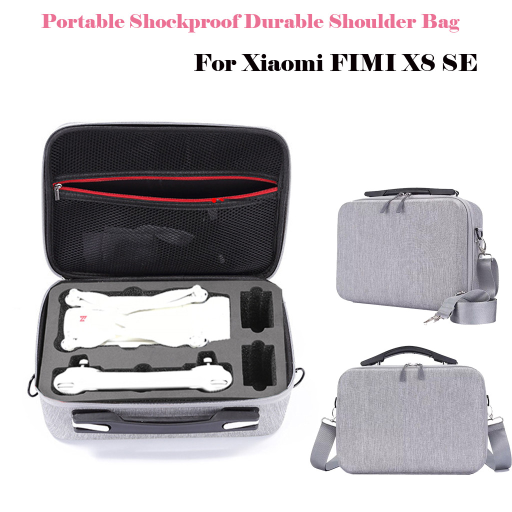 Durable Shoulder Bag Carrying Bag Protective Storage For Xiaomi FIMI X8 SE Accessories Toys for Children PartsDurable Shoulder Bag Carrying Bag Protective Storage For Xiaomi FIMI X8 SE Accessories Toys for Children Parts