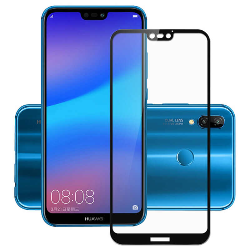 Full Cover Screen Protector  Tempered glass For Huawei Honor 9 8 Pro P8 Mate 10 P9 Lite Mini 2017 P Smart P20 Lite Colorful Film