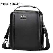 Men Shoulder Bag Classic Brand Leather Vintage Casual Messenger Bags Promotion Crossbody Male Briefcase Hot Sell