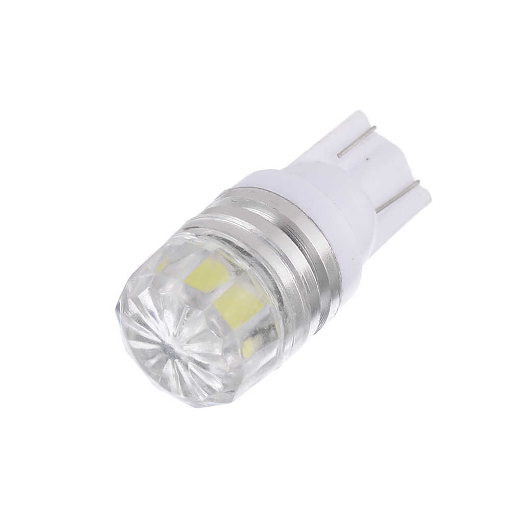 1pc Diamond Car Interior LED T10 LED W5W 3W Wedge Door Instrument Side Bulb Lamp Car Light
