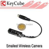 Nhỏ nhất 2.4 GHz wireless mini camera tiny máy ảnh giá bán buôn built-in Mic Cam CM200 Miễn Phí Vận Chuyển