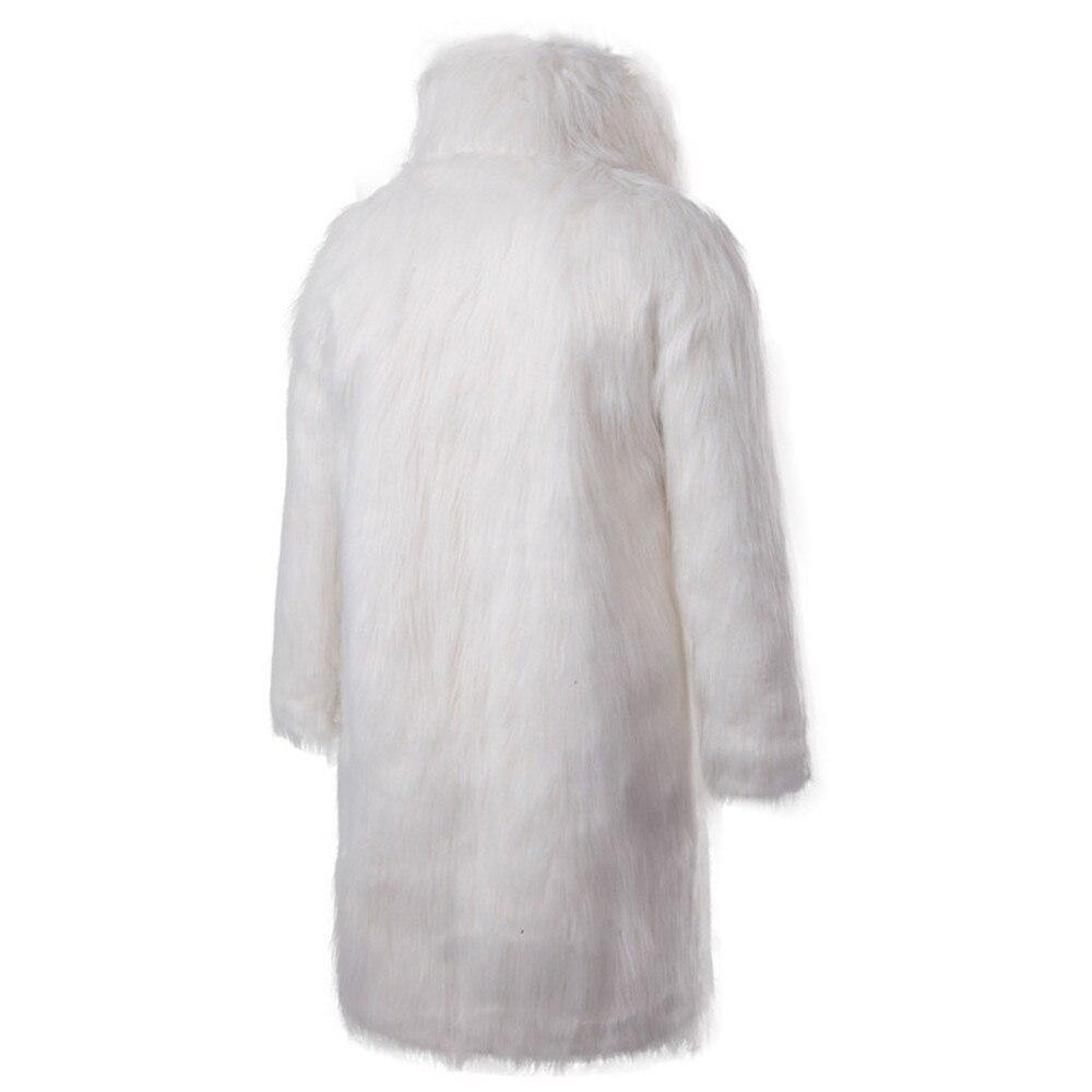 white Black Noir Nouveauté Harajuku Grande Mode D'hiver Taille black Mâle Vestes Nouvelle Manteaux White Cosplay Casual Partie Veste Hommes Manteau Arrivée SMpGVjLqUz