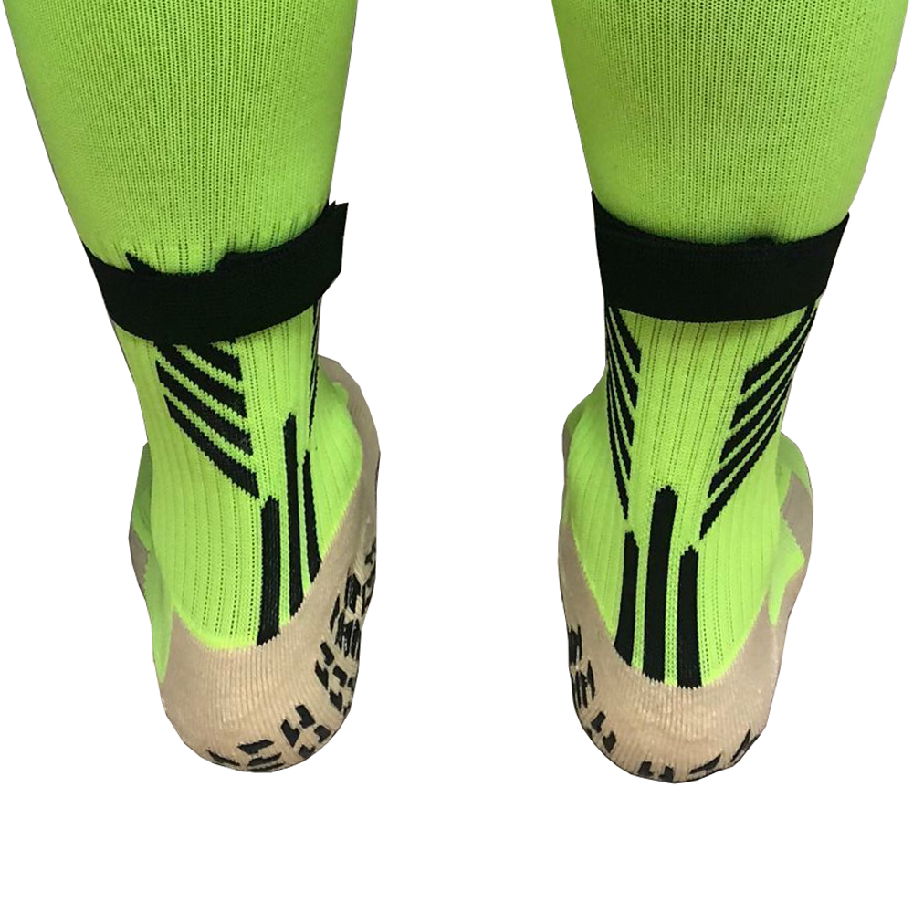 1 Pair Adjustable Fixed Leg Soccer Socks Fixing Strap Gaiter Calf Fixing Belt Sports Protective Gear Leggings Guards
