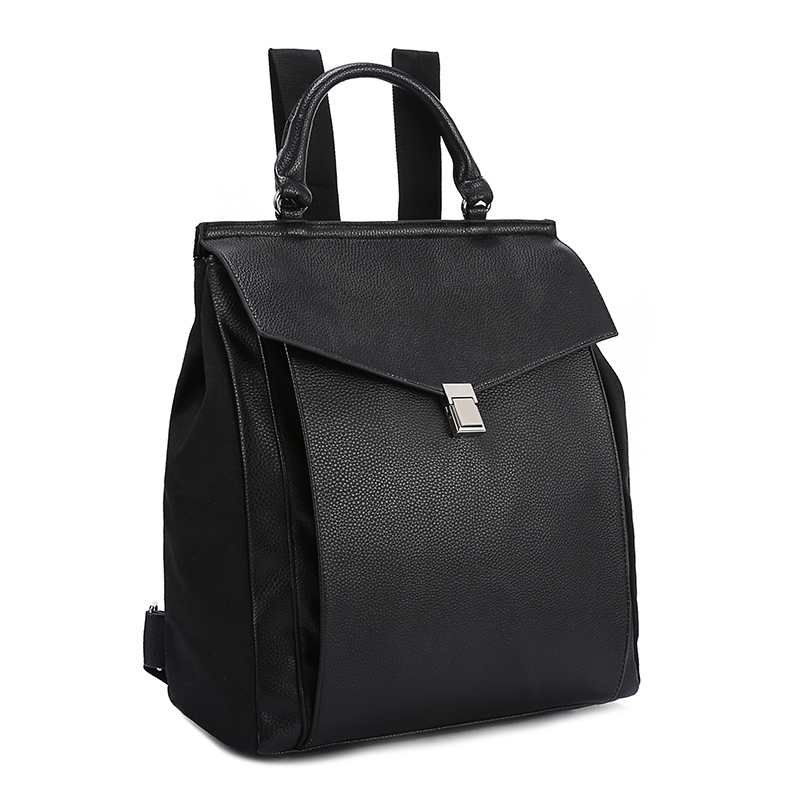 Aliexpress.com : Buy 2016 Korean men's backpacks Leather Backpack ...