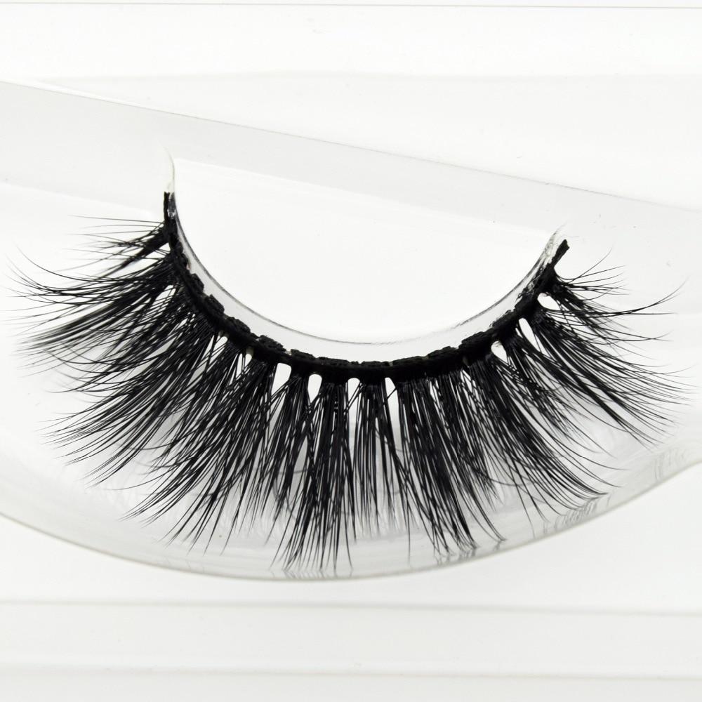 visofree 3d silk eyelashes crisscross handmade false eyelashes 3D strip silk eyelashes thi