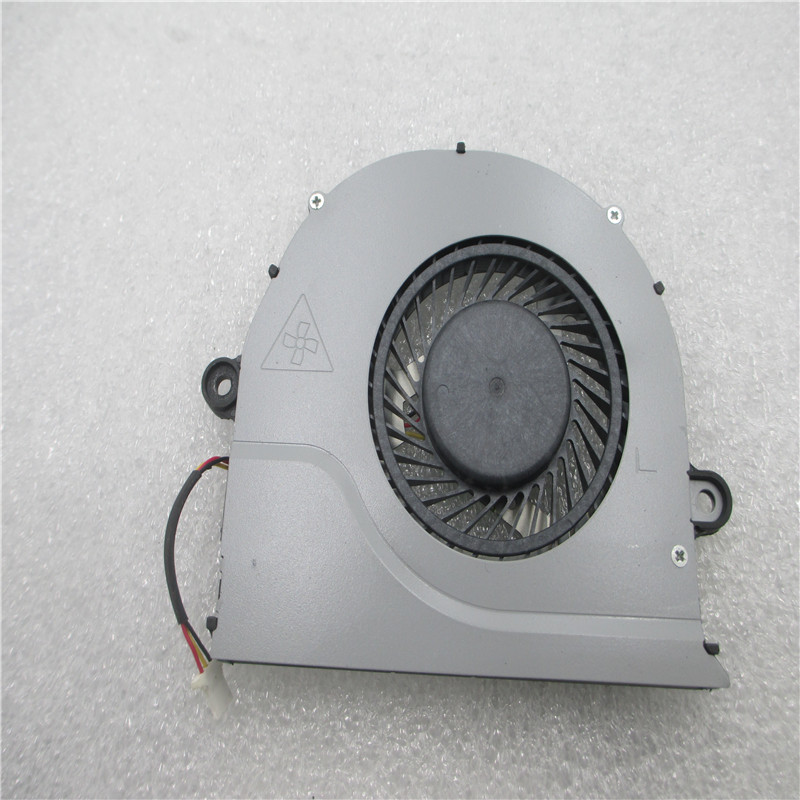 Laptop CPU cooling fan for AB07505HX070300 5V 0.5A 00ZQ0 cooling fan 95% new original for mitsubishi air conditioning computer board mhn505a018a circuit board