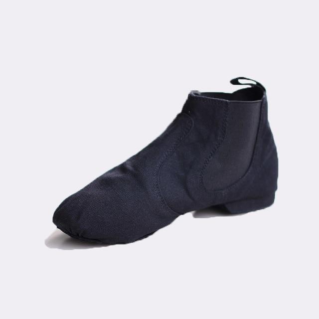 Schuhe innen rot