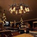 Lampara винтажные подвесные светильники Ретро подвесные промышленные лампы Эдисона скандинавские светильники Лофт Lustre Industriel Lamp