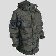 SouthPlay Spring & Autumn Season Waterproof Coat Rain Military Wood Land Jackets For Wind Stopper