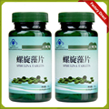 natural protein supplement spirulina tablet