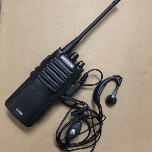 Image 4 - 2pcs Baofeng BF 999S two way radio 16CH 5W Two way radio Portable CB Radio UHF 400 470MHz 16CH Professional taklie walkie