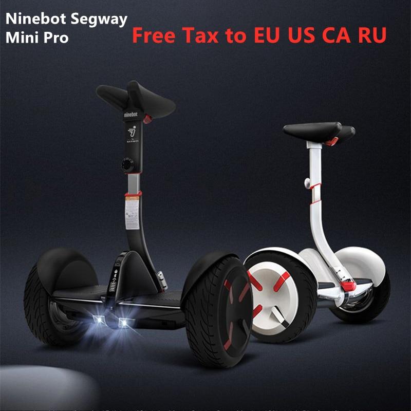 Ninebot Segway Mini Pro N3M320 auto-équilibrage Scooter électrique deux roues Hoverboard électrique planche à roulettes pour Kart Go Kart Kit