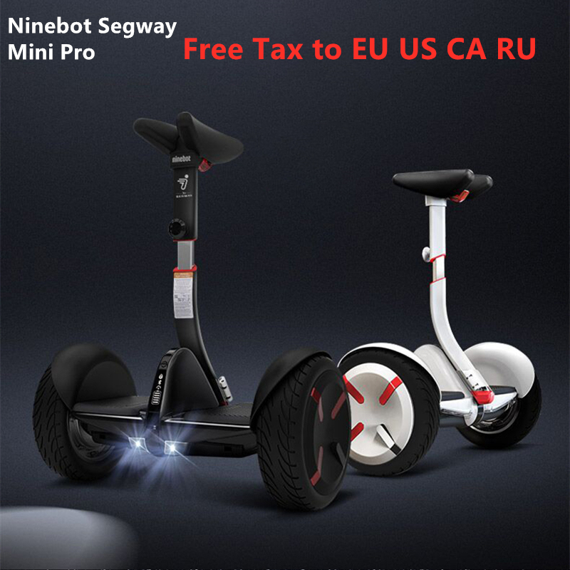 Ninebot Segway Mini Pro N3M320 Self Balance Electric Scooter Two Wheel Electric Hoverboard Skate Board For Gokart Go Kart Kit