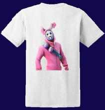 Rabbit Raider Fort T Shirt Add Gamertag on Back S M L XL Free shipping Harajuku Tops t shirt Fashion Classic Unique t-Shirt цены