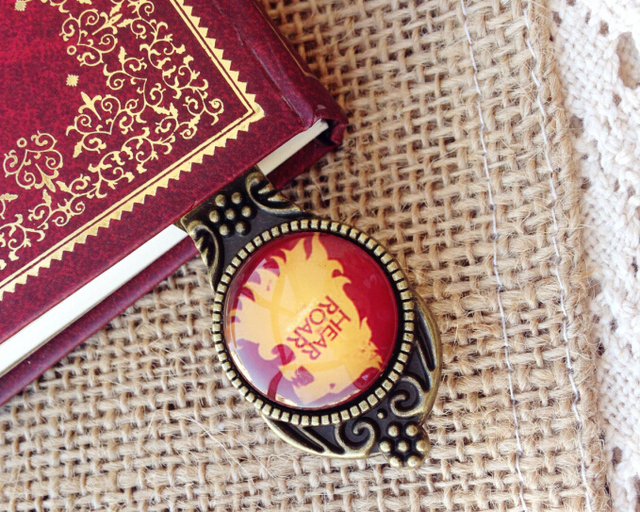9pcs Game of Thrones Bookmarkers