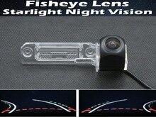 HD Fisheye Lens Trajectory Tracks Rear view Camera For Volkswagen Magotan Polo New Bora Golf Passat CC Touran Sagitar Phaeton цена и фото
