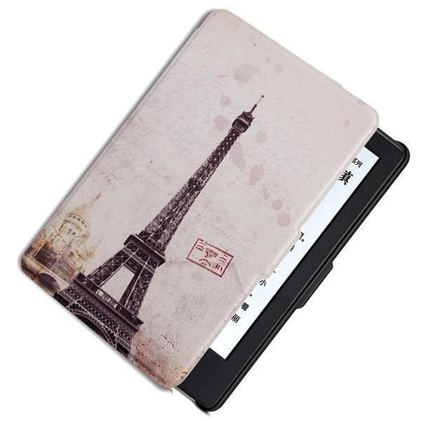 Carcasa colorida para el nuevo Kindle (8th Generation, 2016 Release) E-reader Smart funda protectora todo nuevo Kindle Painting Cover
