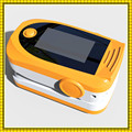 Oximetro De Dedo Color OLED Fingertip Pulse Oximeter With Audio Alarm & Pulse Sound - Spo2 Monitor Finger Puls Oximeter