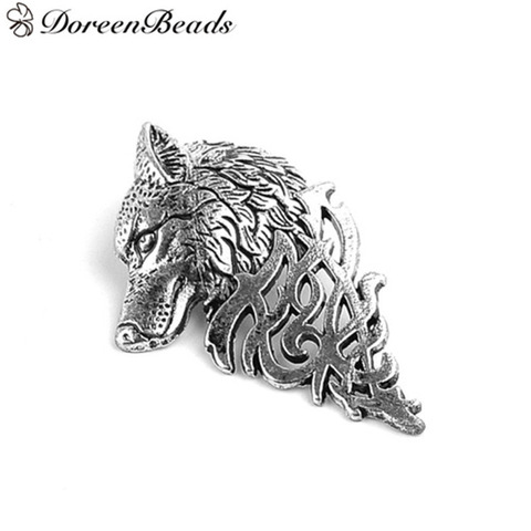 Steampunk Pin Brooches Wing Gear Antique Silver Antique Bronze Badges For Children Cloth Women Sweater Bags Pakistan