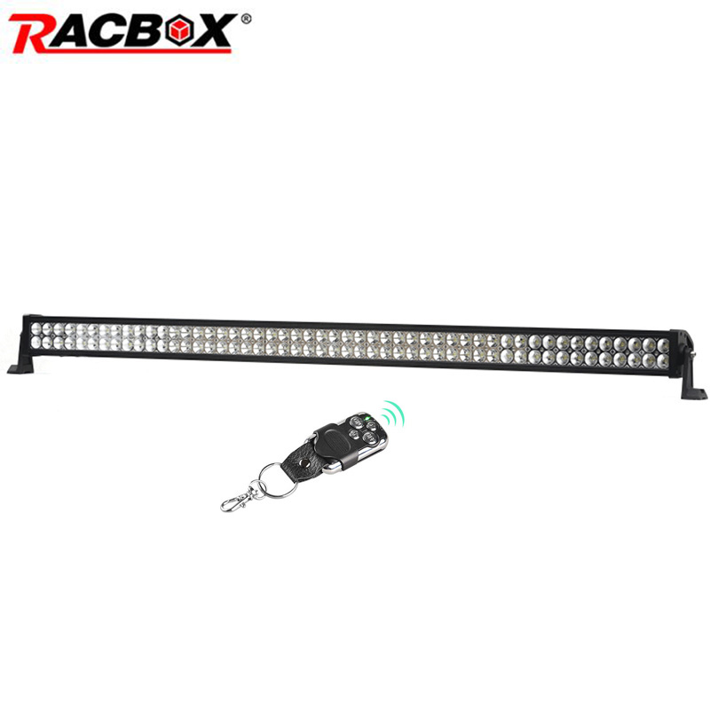 300W 52 Inch OffRoad LED Work Light Bar for Jeep Wrangler Automobile Boat Car Truck 4x4 SUV ATV MPV UZA Fog Lamp Combo Beam 12V серьги коюз топаз серьги т242025495