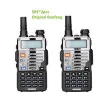 2pcs Baofeng uv-5re Walkie Talkie Two Way Radio Vhf Dual Band radio FM VOX cb Radio Communicator for uv-5r uv-5ra upgrade uv5re
