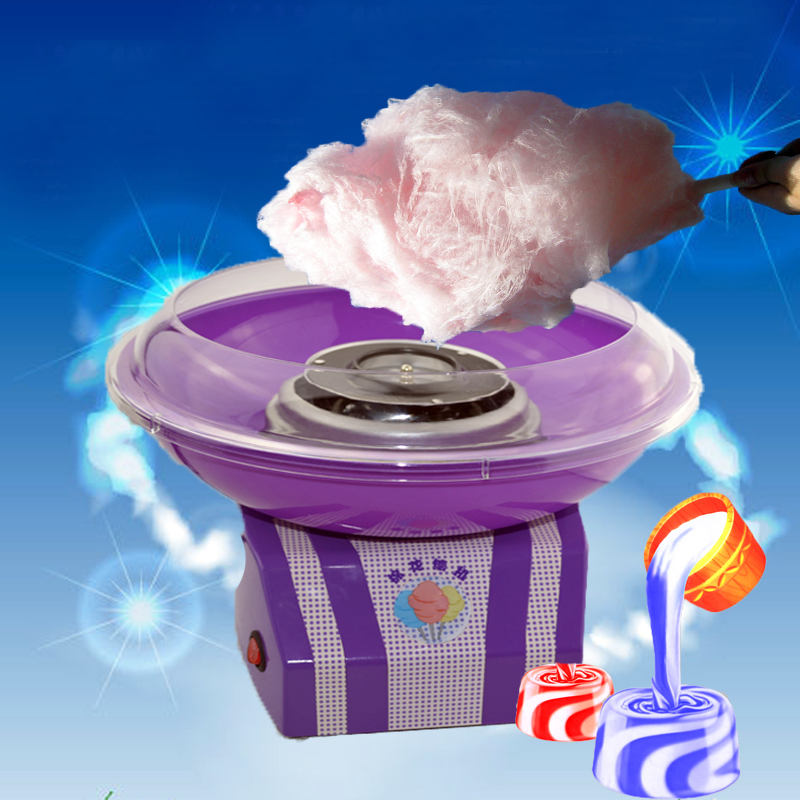 Cotton Candy Machine Child Fancy Vintage Christmas Gift In Food Processors From Home Appliances On Aliexpress