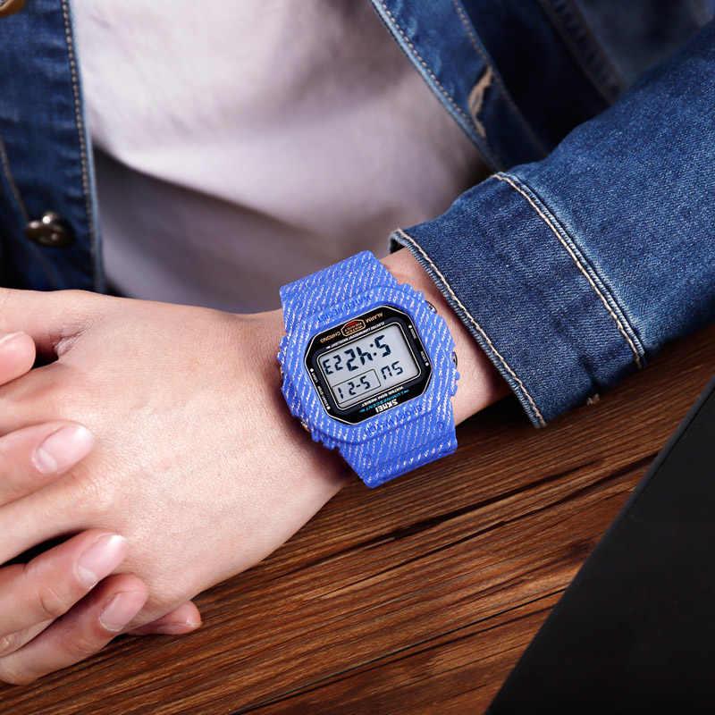 SKMEI Vigilanza Digitale di Sport Degli Uomini di Data Settimana Mens Orologi Impermeabile Antiurto Top Brand di Lusso Orologio Da Polso Per Gli Uomini reloj hombre 1471
