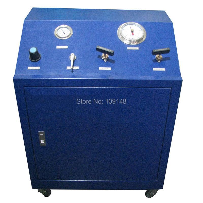 Hydrostatic Testing Equipment – Jerusalem House