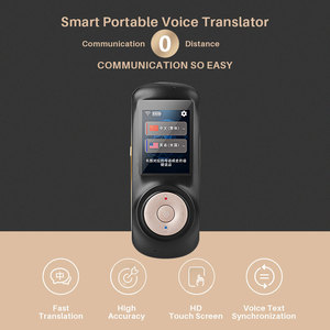 Image 2 - Smart Portable Instant Voice Translator Support 70 Countries Language Two way Translation Multi Language Translator Voice