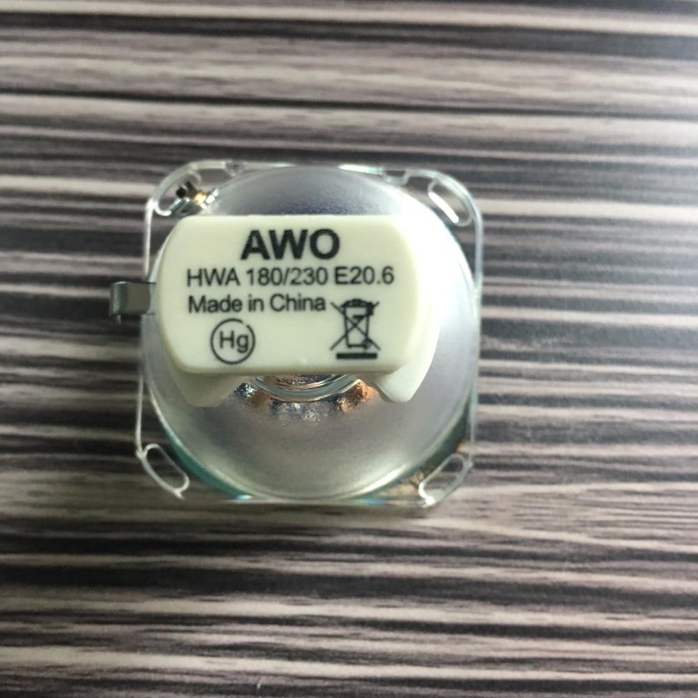 1pcs AWO 180/230 E20.6 LAMP  MSD Platinum 7R, Replacement Osram lamp 230W Sharpy Moving head beam light bulb stage light