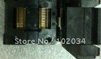 100% nouveau IC51-0422 SSOP42 TSSOP42 IC prise de Test/adaptateur de programmeur/prise de rodage (IC51-0422-393)