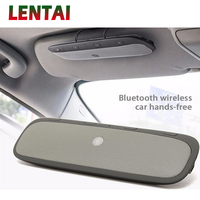LENTAI 1Set Bluetooth Car Kit Speakerphone Wireless Speaker Phone For Seat Leon Ibiza Skoda Rapid Fabia Octavia Yeti Audi A3 A4