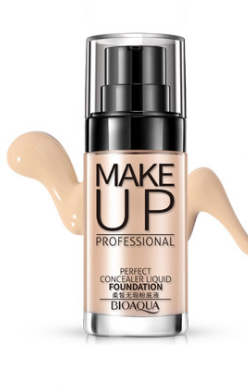 Bases Makeup Face BB Cream Fixative High Coverage Foundation Concealer Whitening Make Up Tonal Basis Liquida Cosmetics
