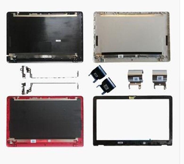 hinges for HP  250 G6 255 G6 256 258 G6 GR New Top Case LCD Back Cover Bezel