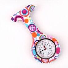 Silicone Nurse Pocket Watch