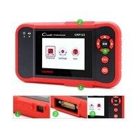 Launch Creader Diagnostic instrument Code Reader OBD2 Car Scanner Test Engine/ABS/SRS Auto OBDII Diagnostic Tool
