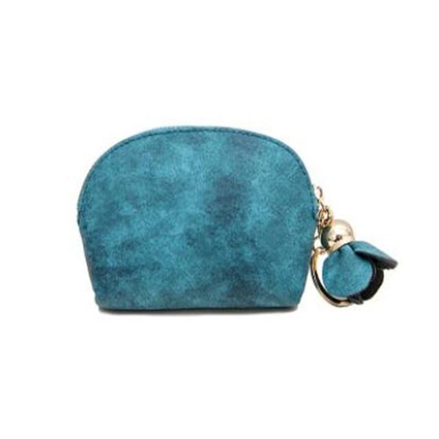 NIBESSER Women Leather Small Mini Wallet Holder Female Wallet Case Carte Porte Card Key Money Bag Zip Coin Purse Clutch Handbag