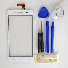 Good Quality Prestigio MultiPhone 5507 Duo PAP5507 touch Screen Panel Digitizer Replacement Free Shipping + free tools