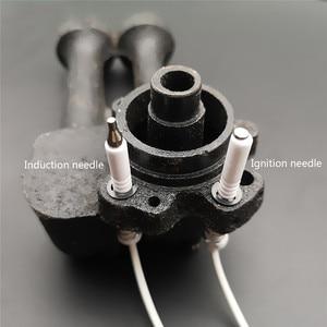 Image 1 - Универсальная игла зажигания/Индукционная игла для газовой плиты керамический электрод зажигания с проводом высокой температуры 490 мм