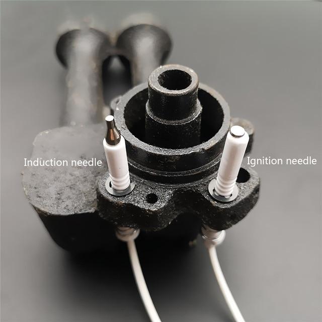 Универсальная игла зажигания/Индукционная игла для газовой плиты керамический электрод зажигания с проводом высокой температуры 490 мм