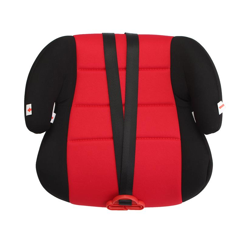New Children <font><b>Car</b></font> Booster <font><b>Seat</b></font> Safety Chair Heightening Pad With Safety Belt For Baby Kids Red