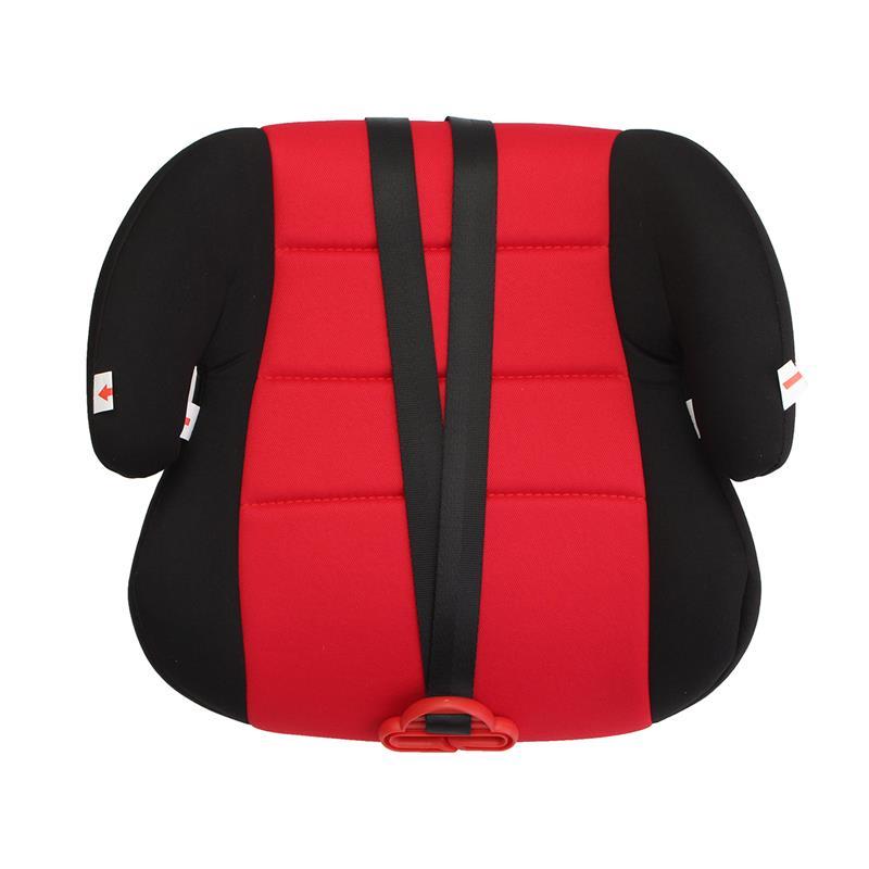 Nouveau siège auto rehausseur chaise de sécurité rehausseur Pad avec ceinture de sécurité pour bébé enfants rouge