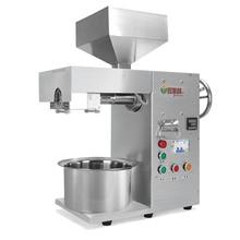 Коммерческое использование оливкового масла пресс машина для холодного отжима масла машина