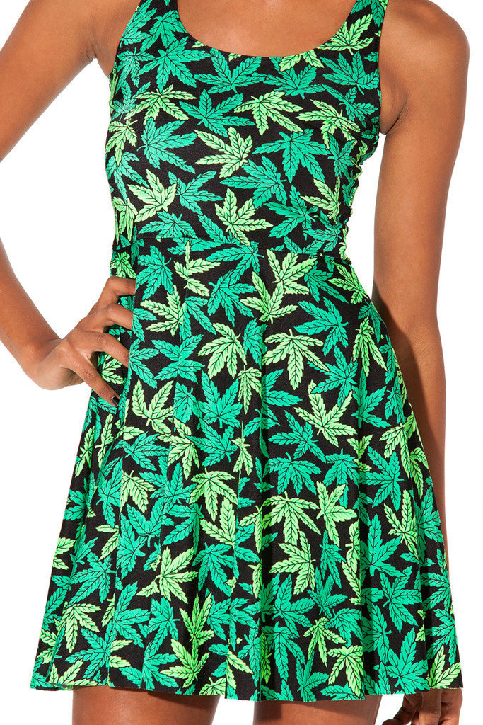 MWBAY Grune Kleider Womens Summer Holiday Dress Vestidos De Vestir De Mujer Question Mark Plaid Feathers Leaves Print Clothing