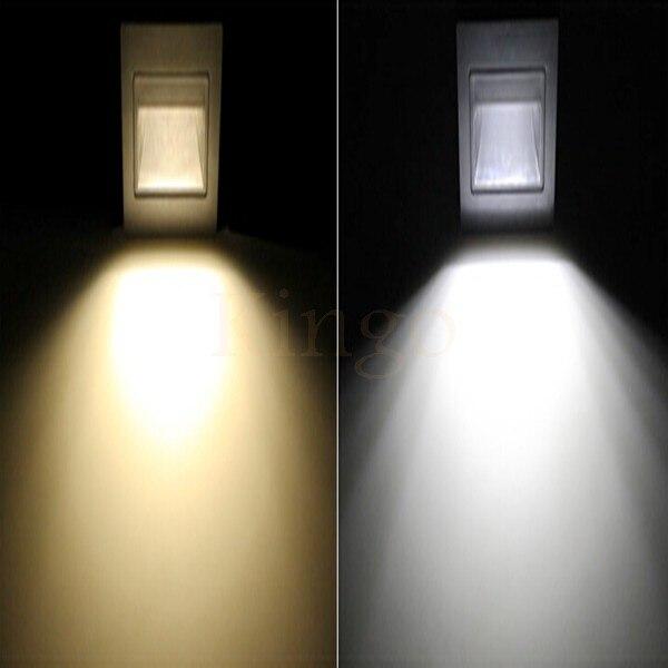 Kingoffer PIR Bewegingsmelder Led Trap Licht Led Infrarood Menselijk ...