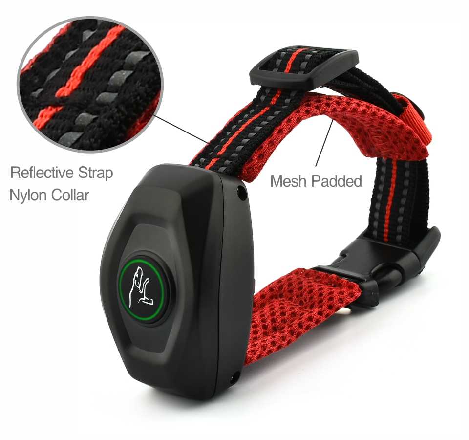 400M Rechargeable and 2 in 1 Dog Training Collar and Anti Bark Collar with Remote Control 14