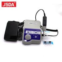 Professional 65 W 35000 RPM Jsda Electric Nail Manicure Pedicure Machine Polisher For Nail Art Machine 220V